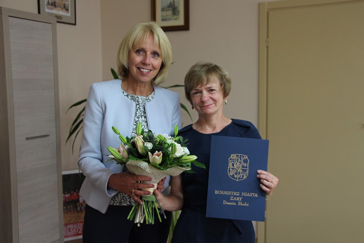 Ilustracja do informacji: Spotkanie z Wiolettą Oleksyk