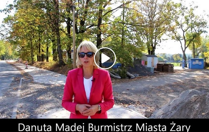 Ilustracja do informacji: Ścieżka pieszo - rowerowa w Kunicach