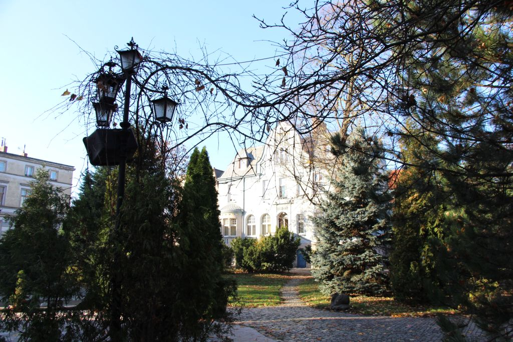Ilustracja do informacji: Żarski Park Kultury i Nauki