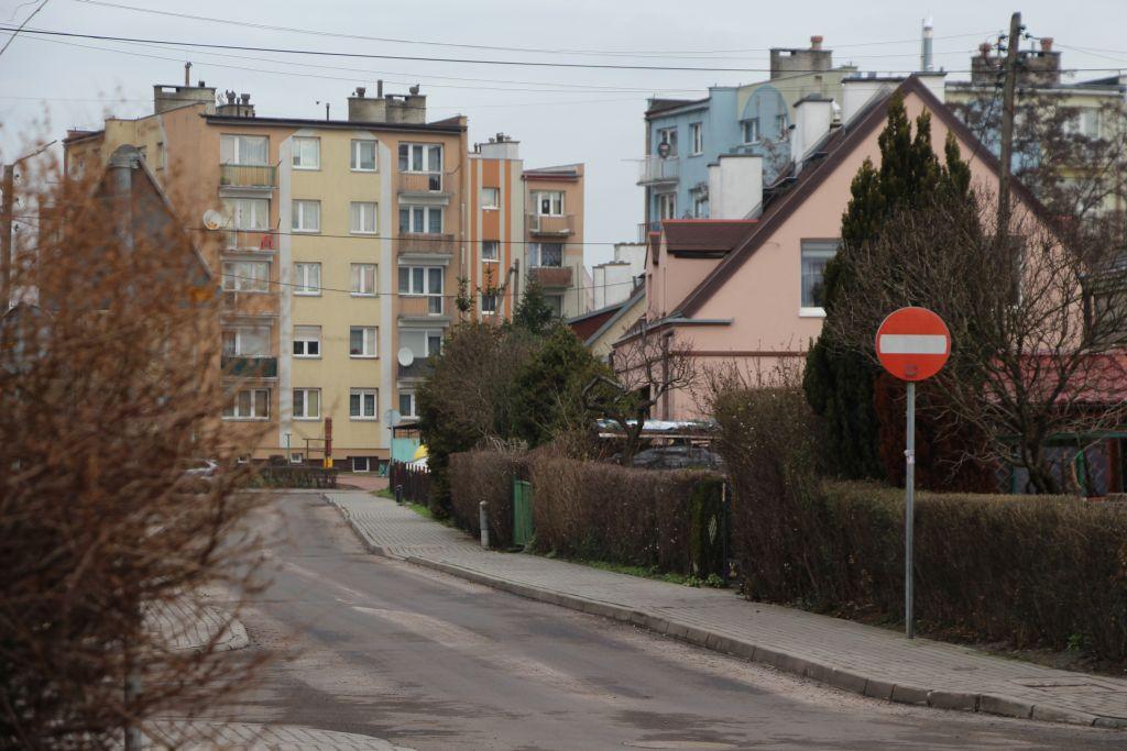Ilustracja do informacji: Ul. Kazimierza Wielkiego – wymiana nawierzchni asfaltowej