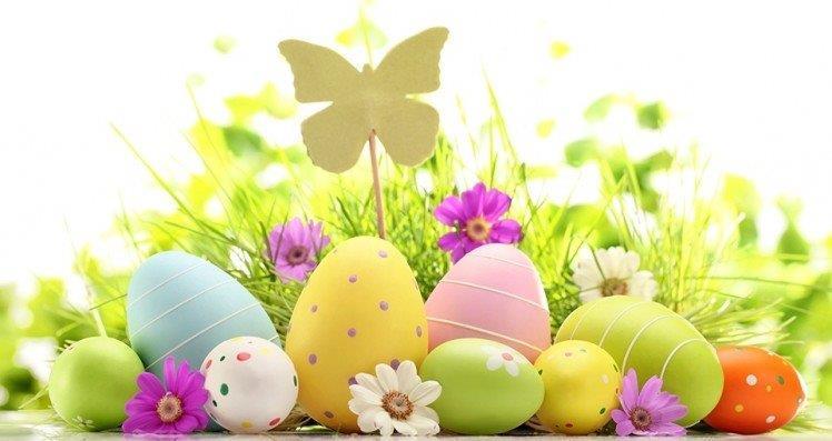 Ilustracja do informacji: Jarmark Wielkanocny