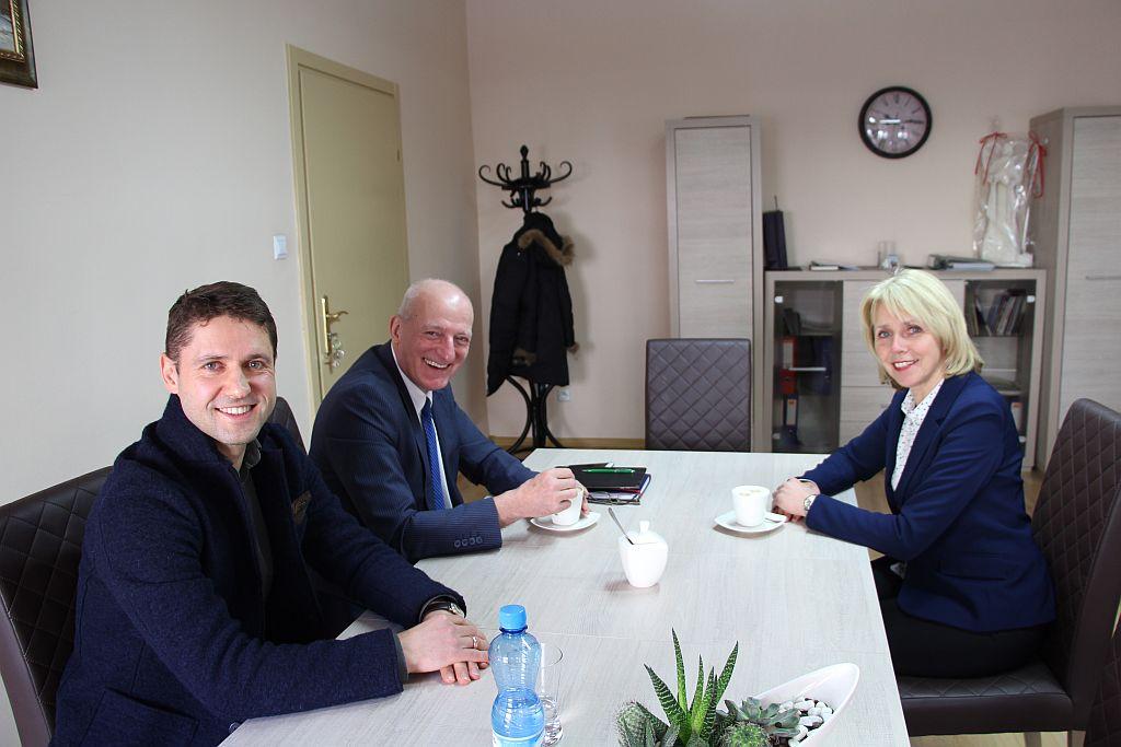 Ilustracja do informacji: Spotkanie z Posłem na Sejm RP