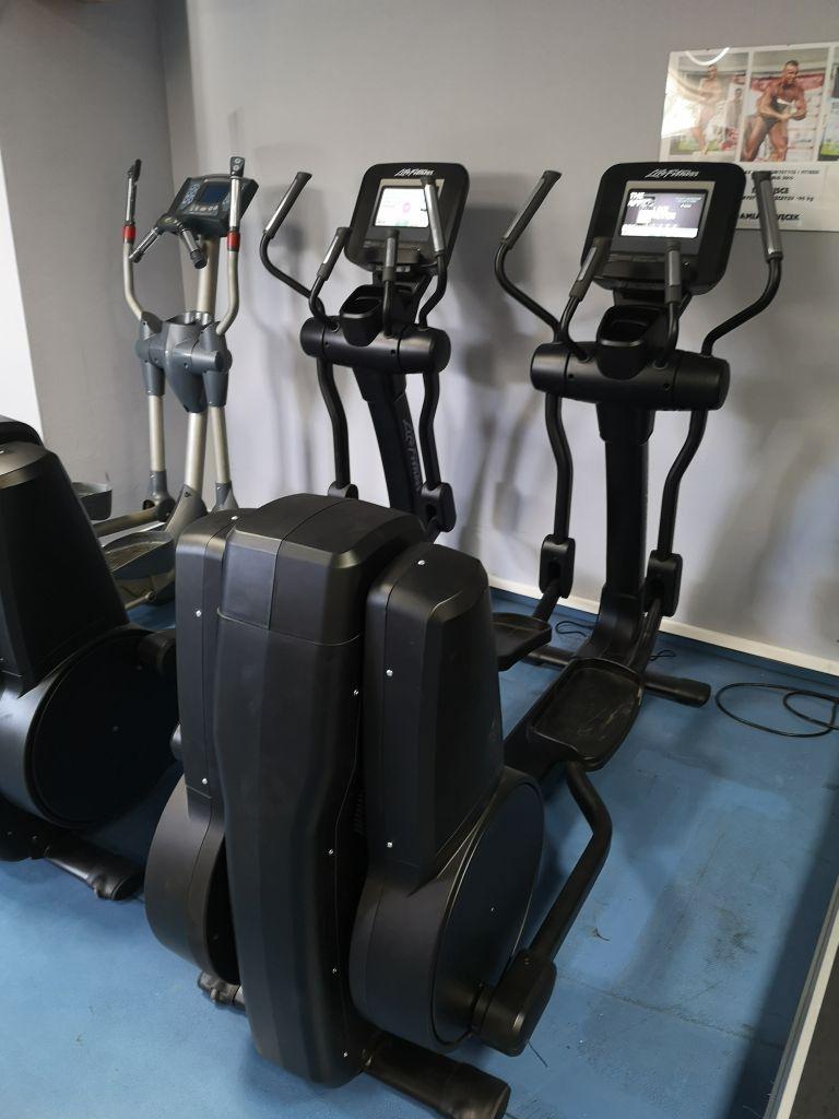 Ilustracja do informacji: Dodatkowy sprzęt na siłowni