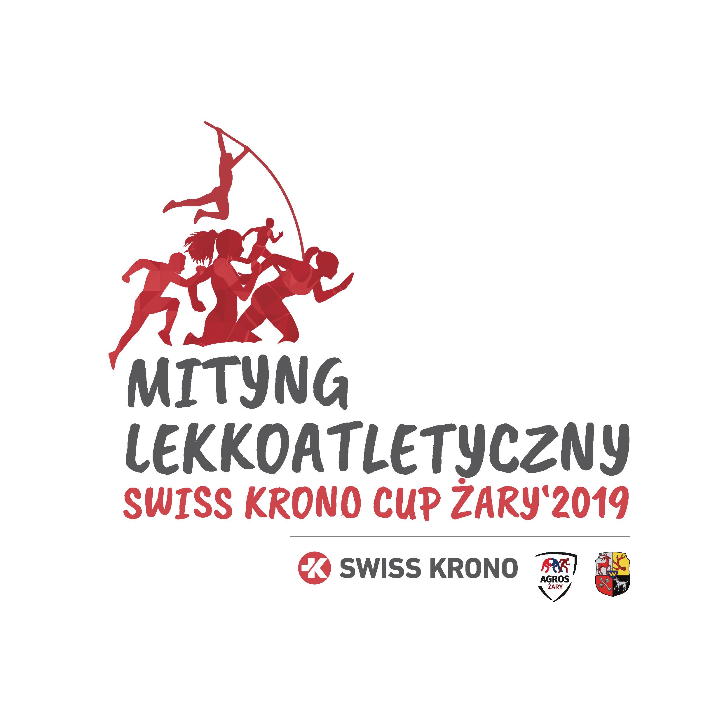 Ilustracja do informacji: Ogólnopolski Mityng Lekkoatletyczny w Żarach