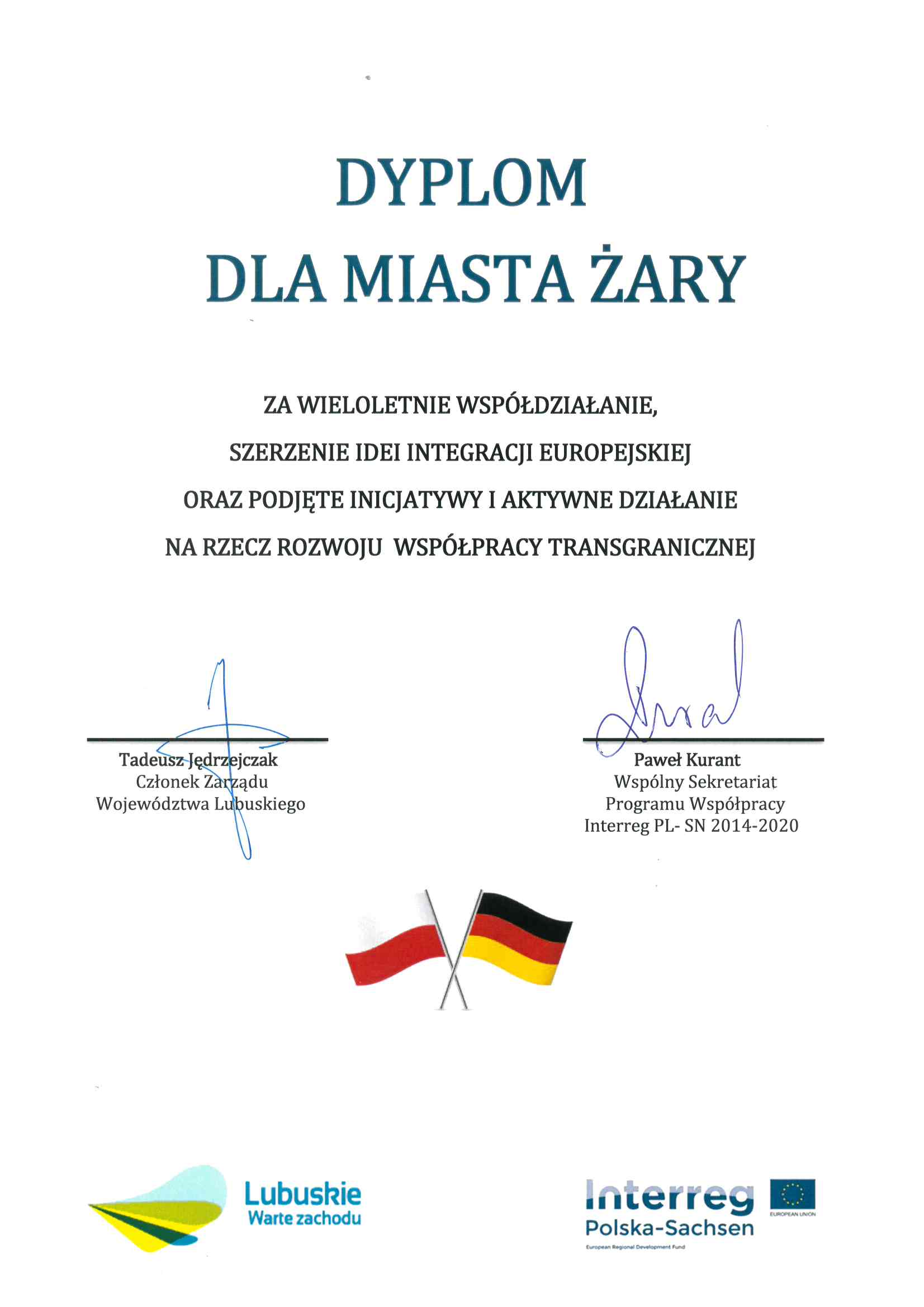 Ilustracja do informacji: Porozumienie Mużakowskie