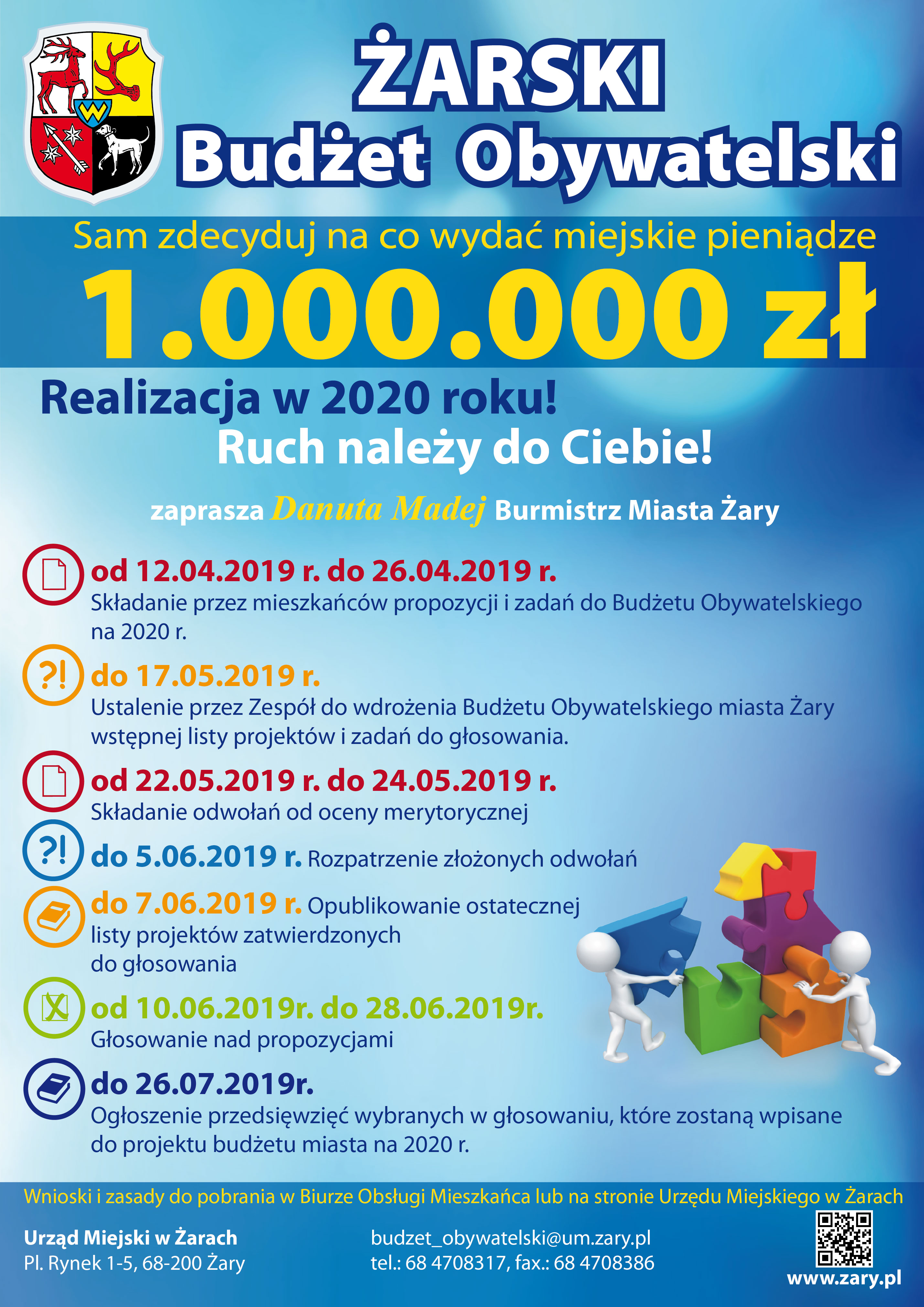 Ilustracja do informacji: ROK 2020