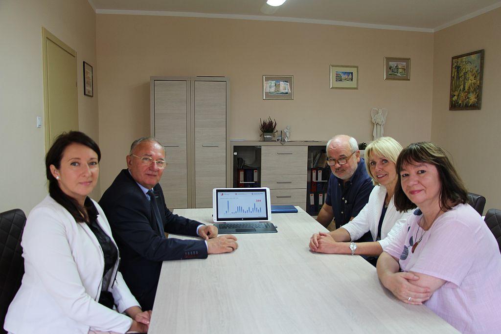 Ilustracja do informacji: Spotkanie z Wiceprezesem Zarządu K-S SSE