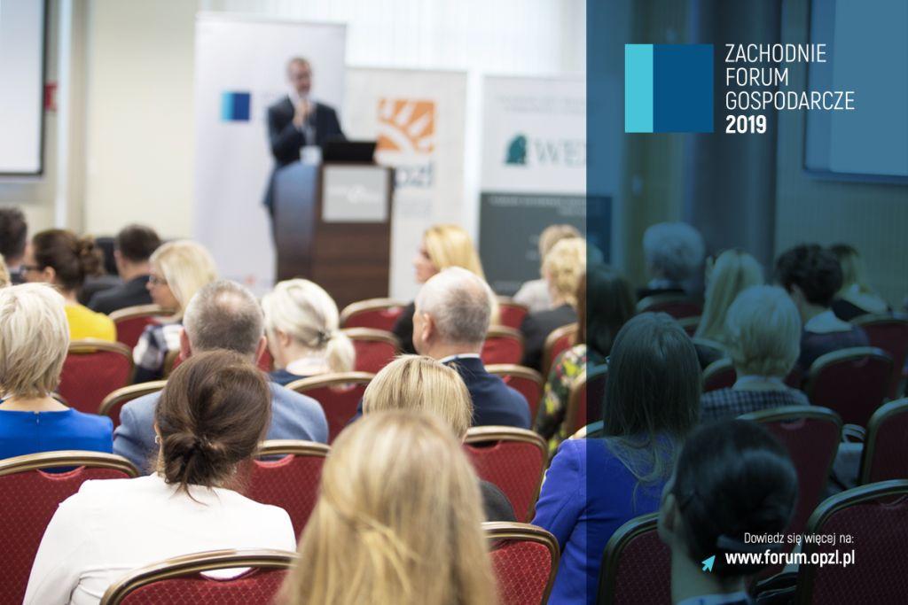 Ilustracja do informacji: Zachodnie Forum Gospodarcze