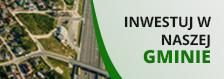 Baner: Inwestuj w gminie