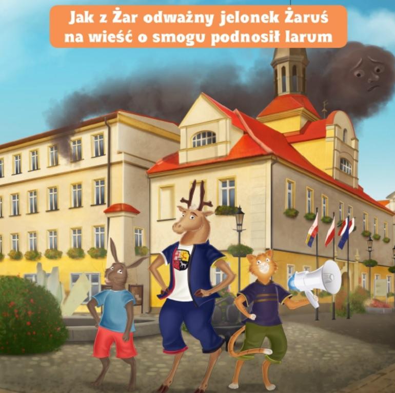 Ilustracja do informacji: Bajka edukacyjna