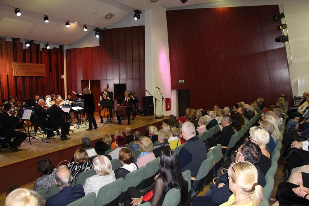 Ilustracja do informacji: Zdjęcia z koncertu Orkiestry Kameralnej Amadeus