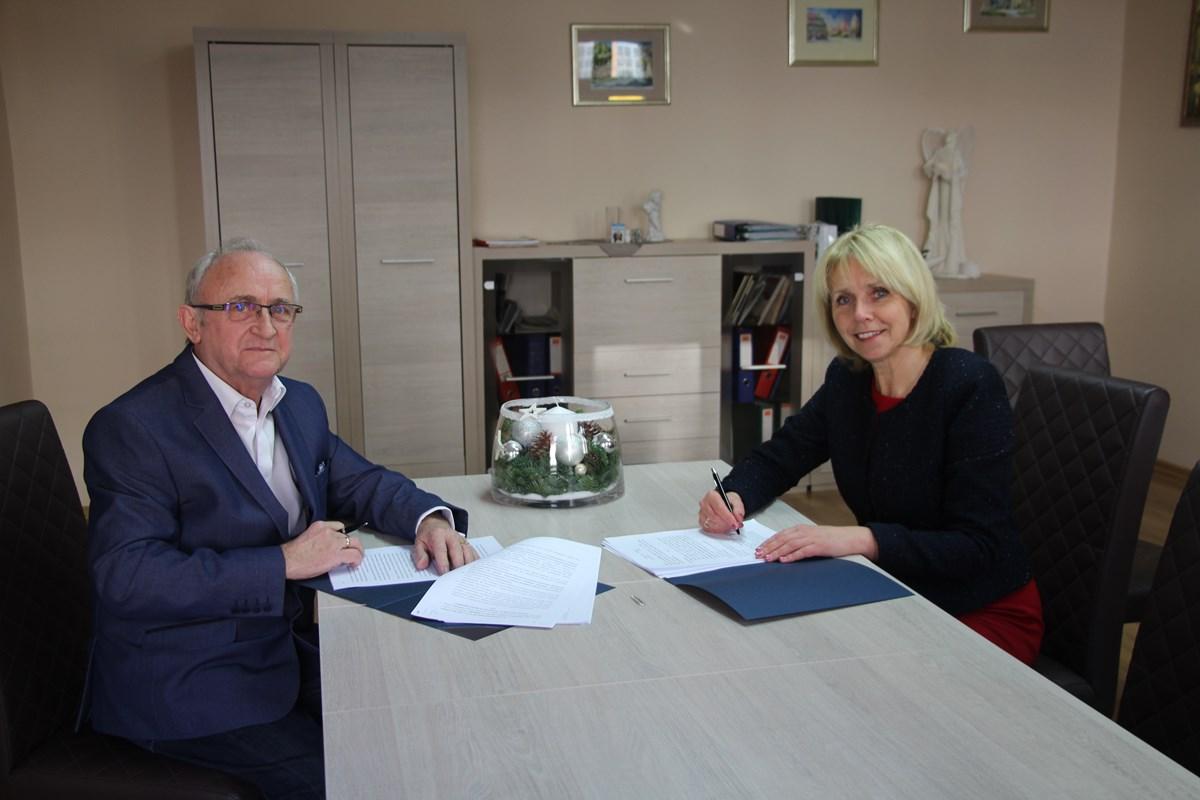 """Ilustracja do informacji: """"Podpisanie umowy na przebudowę ul. Kujawskiej"""""""