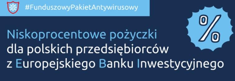 Ilustracja do informacji: Niskoprocentowe pożyczki dla polskich przedsiębiorców z Europejskiego Banku Inwestycyjnego