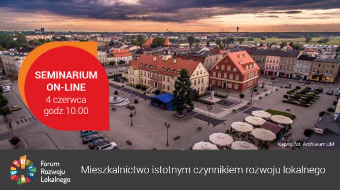 """Ilustracja do informacji: Zaproszenie na kolejne SEMINARIUM """"Mieszkalnictwo istotnym czynnikiem rozwoju lokalnego"""""""