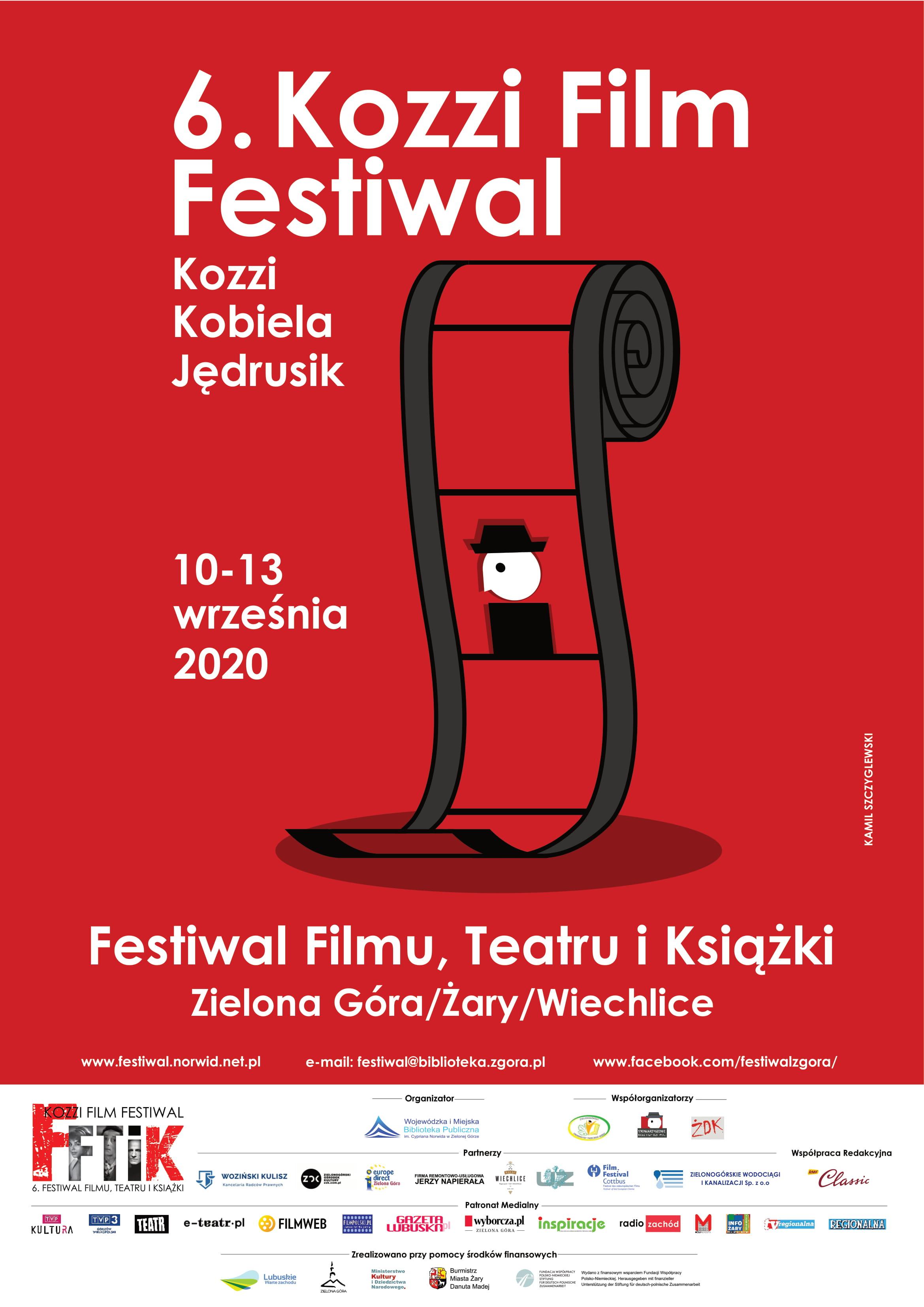 Ilustracja do informacji: 6. Kozzi Film Festiwal