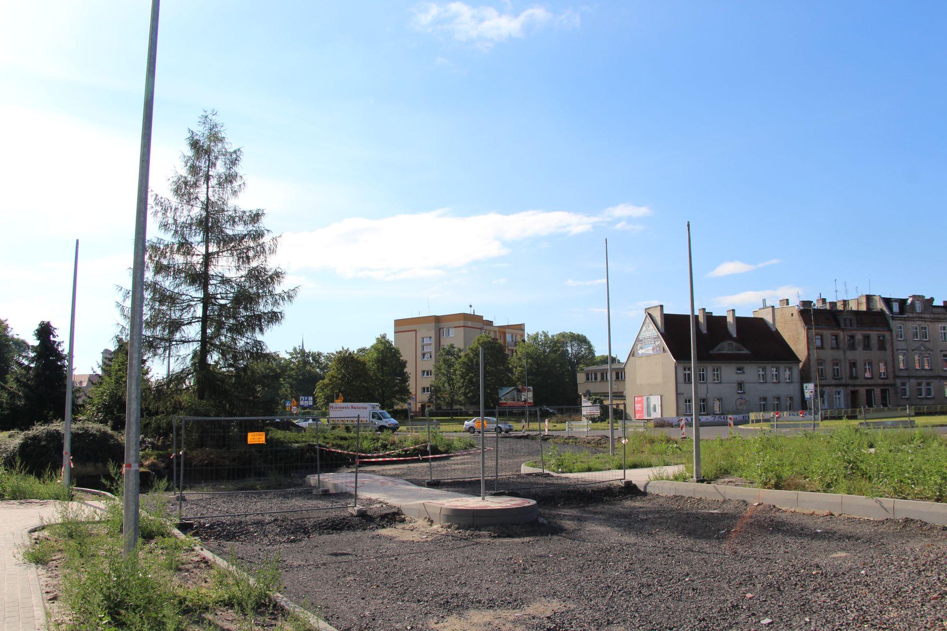 Ilustracja do informacji: Informacja dotycząca przebudowy ul. Zielonogórskiej