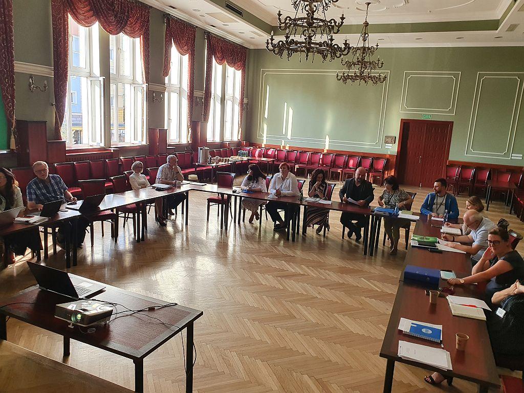 Ilustracja do informacji: Spotkanie z Doradcami Miast ze Związku Miast Polskich