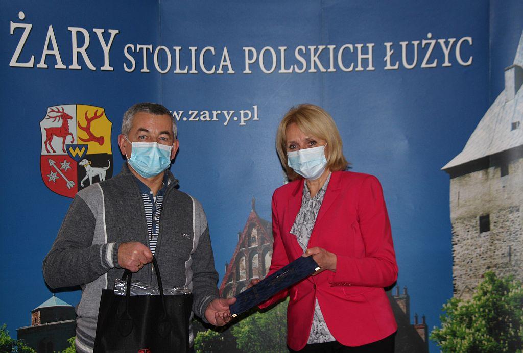 Ilustracja do informacji: Nowy Prezes KS Promień Żary