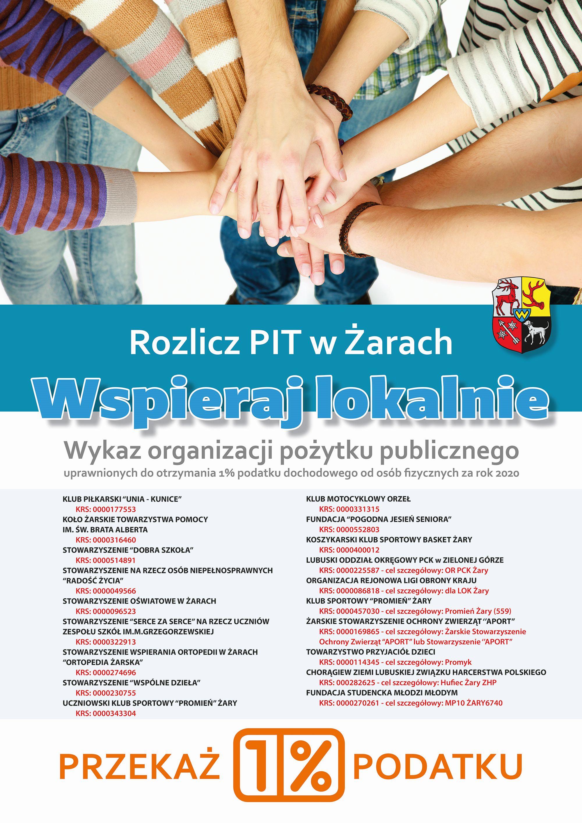 Ilustracja do informacji: Rozlicz PIT w Żarach