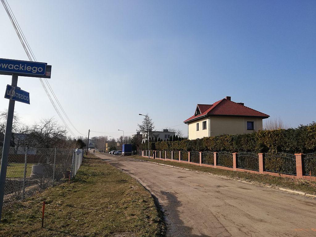 Ilustracja do informacji: Informacja - przebudowa ul. Staszica