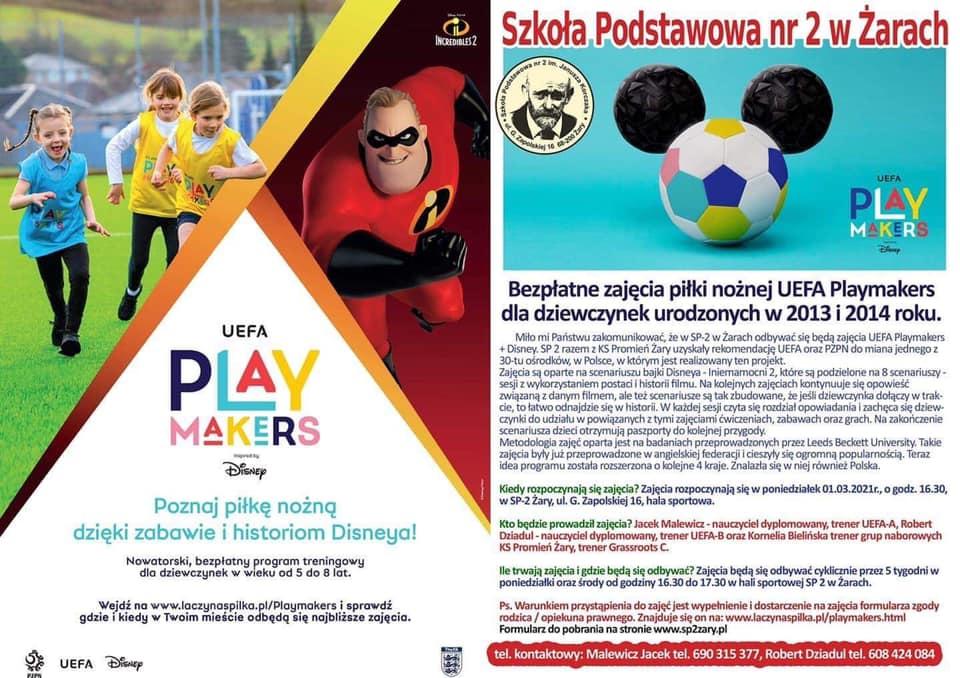Ilustracja do informacji: Play Makers